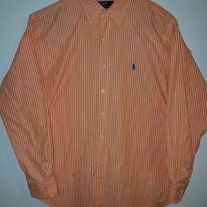 Polo Ralph Lauren Men's Long Sleeve Button Down